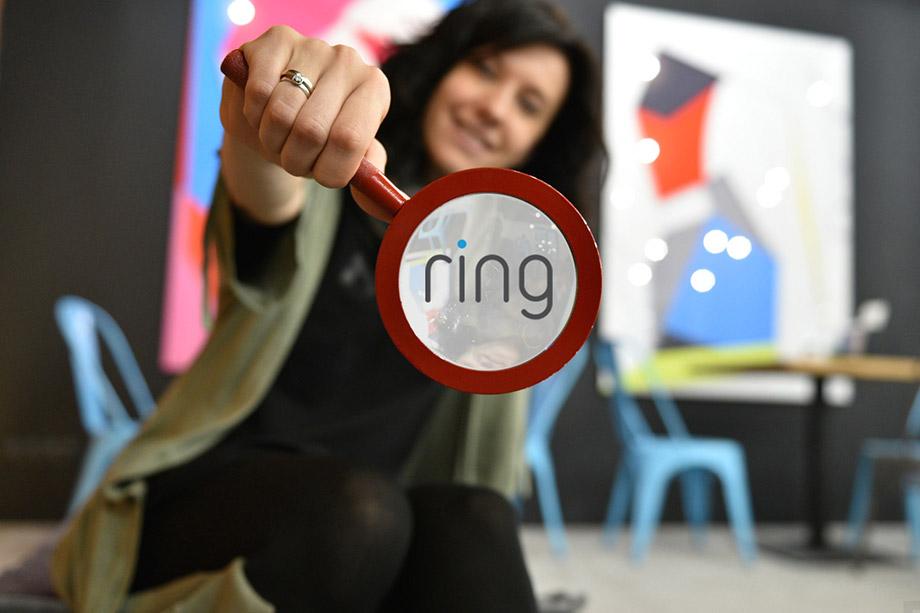 DOU Ревизор в Ring Ukraine: «Умный звонок киевского офиса Ring»