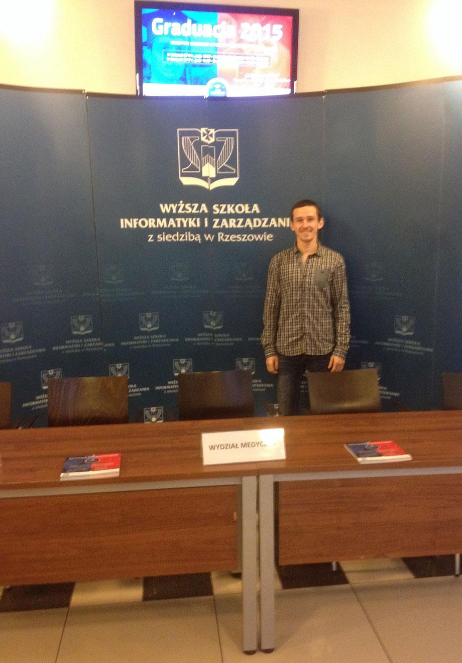 Вища школа інформатики та управління в Жешуві