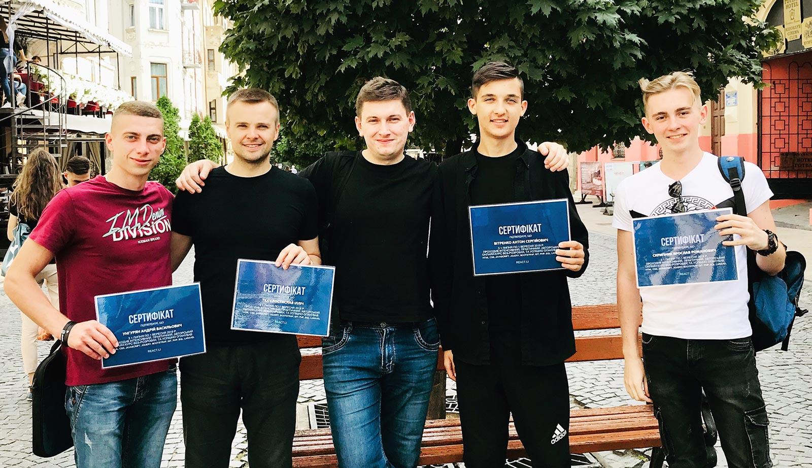 16-річний програміст із Черкащини розповів, як влаштувався на високооплачувану роботу